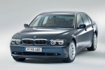 BMW 7 (E65/E66) Lubricants and other