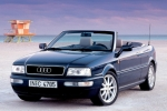 Audi 80 (B4), COUPE/CABRIO Lubricants and other
