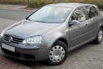 Volkswagen VW GOLF V (1K) Полуось