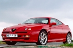 Alfa Romeo GTV (916C/S) Glass protection