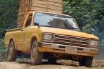 HILUX (YN100) 4WD, 1982-1983/1984-1987