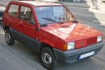 Fiat PANDA (141A) Polttoainesuodatin
