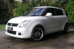 Suzuki SWIFT (SG) Windscreen wiper blade