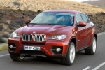 BMW X6 (E71) Warning triangle