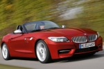 BMW Z4 (E89) Plastic renovation and conservation agent
