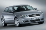 Audi A3 (8P) Glass protection