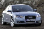 Audi A4 (B7) Number plate light