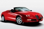 Alfa Romeo SPIDER (916S) Warning triangle