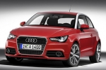 Audi A1 Wheel chock with holder