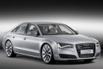 Audi A8 (D4) Paint protection agent