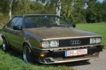 Audi QUATTRO (85) Glass protection