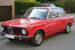 BMW 02 (E10) Advertising specialty SRL