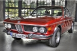 BMW 2000-3.2 COUPE (E9) Exhaust mounting paste