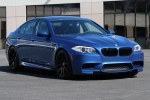 BMW 5 (F10/F11) Air suspension module
