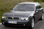 BMW 7 (E65/E66) Wires fixing parts