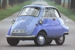 BMW ISETTA Spray lacquer