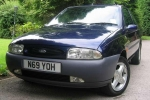 Ford FIESTA (J5_, J3_) V-ribbed belt