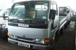 Nissan CABSTAR pick-up 07.1992-05.1994 varuosad