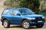 Opel FRONTERA B 10.1998-12.2003 varuosad