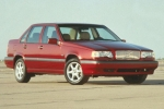 Volvo 850 (LS/LW) SEDAN/KOMBI Water Pump