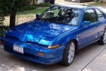Acura INTEGRA Parkeringsassistent /