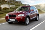 BMW X3 (F25) Wires fixing parts