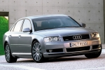 Audi A8 Anti-corrosion agent for closed profiles