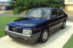 Alfa Romeo 90 (162) Medalion (version USA)