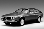 Alfa Romeo ALFETTA GT/GTV (116) Glass protection
