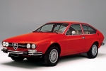 Alfa Romeo GTV (116) Warning triangle