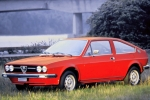 Alfa Romeo SPRINT Band hawser