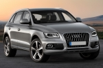 Audi Q5 (8R) Anti-corrosion agent for closed profiles