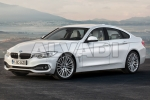 BMW 4 Gran Coupe (F36) A/C system disinfection appliance