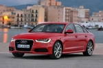 Audi A6 (4G/C7) Car heating warm-up system