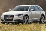 Audi A6 ALLROAD (4GH) Dust mask
