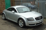 Audi TT (8N) Rims cleaning agent