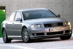 Audi A8 (D3) Lubricants and other