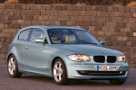 BMW 1 (E81/E82/E87/E88) Wires fixing parts