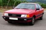 Audi 100 (C3)+ AVANT /  200 Wheel chock with holder