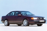 Audi 100 (C4)+AVANT Warning triangle