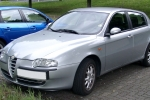 Alfa Romeo 147 (937) Charger/-parts