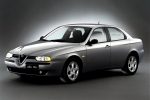 Alfa Romeo 156 (932) Glass protection
