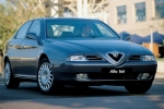 Alfa Romeo 166 (936) Warning triangle