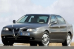 Alfa Romeo 166 (936) Glass protection