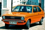 Audi 50 (TYP 86) Window cleaner
