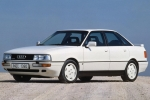 Audi 90/COUPE (B3) Warning triangle
