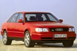 Audi A6 (C4) SDN /AVANT A/C system disinfection appliance
