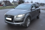 Audi Q7 (4L) Band hawser
