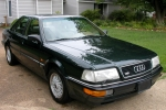 Audi V8 (D1) Chamois leather