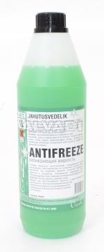 Radiator fluid -36C Green